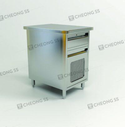 CASHIER CABINET W CPU COMPARTMENT