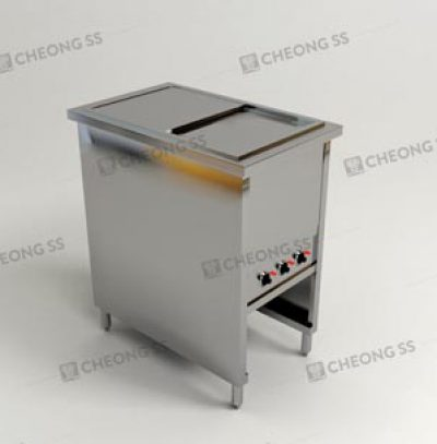 ELECTRICAL COUNTER WATER BOILER