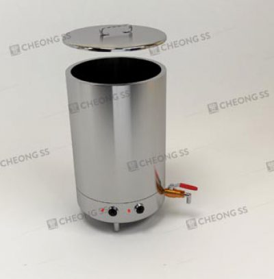 ELECTRICAL ROUND SOUP BOILER