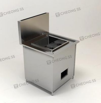 GAS STANDARD NOODLE COOKING COUNTER