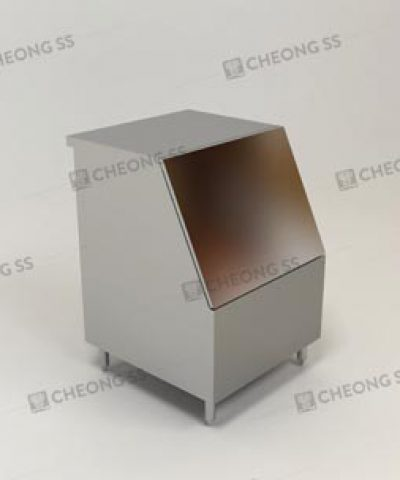 Cheong Ss Stainless Steel Counter Ice Bin