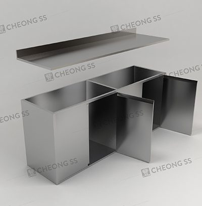 SINGLE-TIER-UNDER-TABLE-4-OPEN-DOOR-STORAGE-CABINET